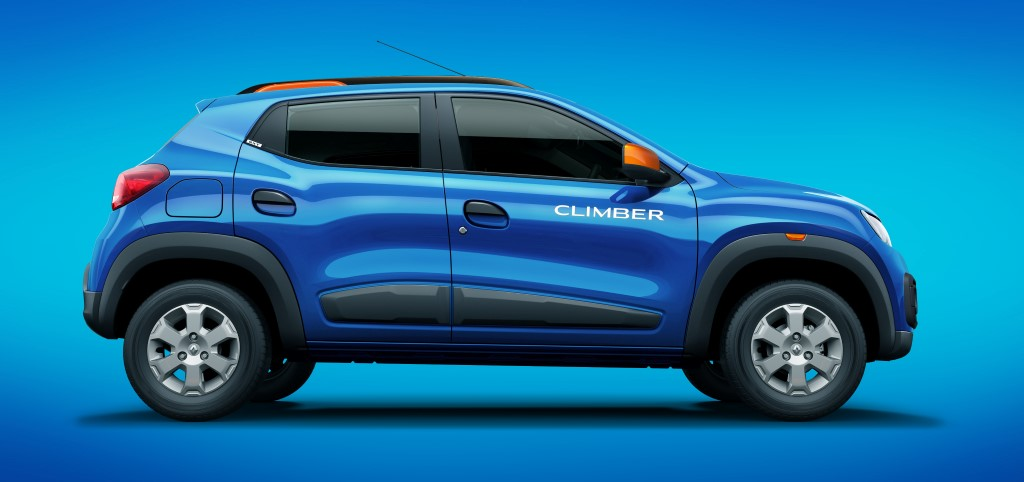 Renault Kwid Climber Edition Launched