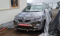 Renault Kwid Climber Facelift Exterior Spied