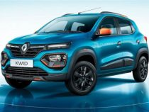 Renault Kwid Facelift Launched