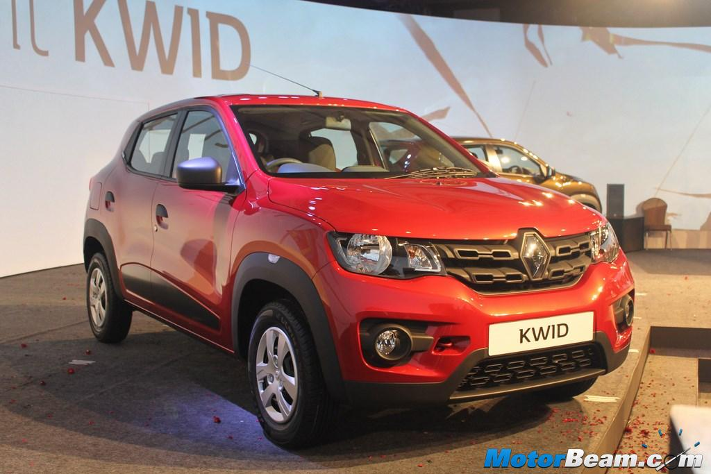 Renault Kwid First Look Review