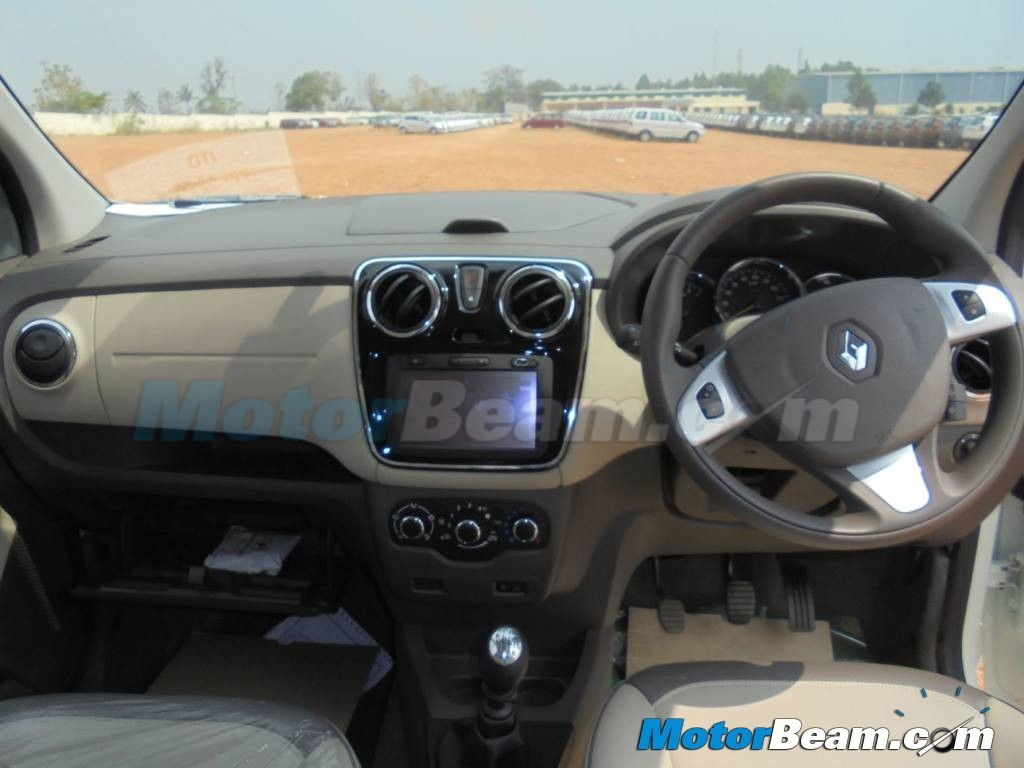 Renault Lodgy Cabin