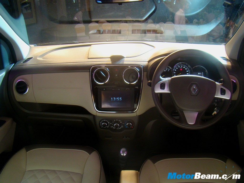 Renault Lodgy Dashboard