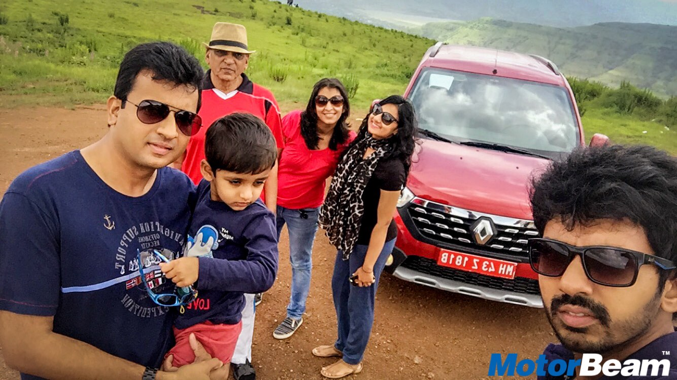 Renault Lodgy Family Travelogue