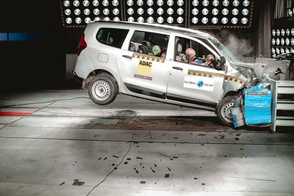 Renault Lodgy Global NCAP