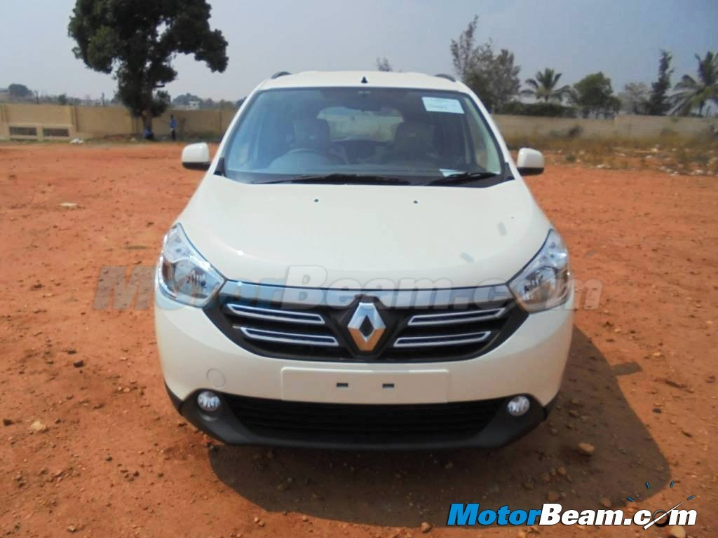 Renault-Lodgy-India-Grille