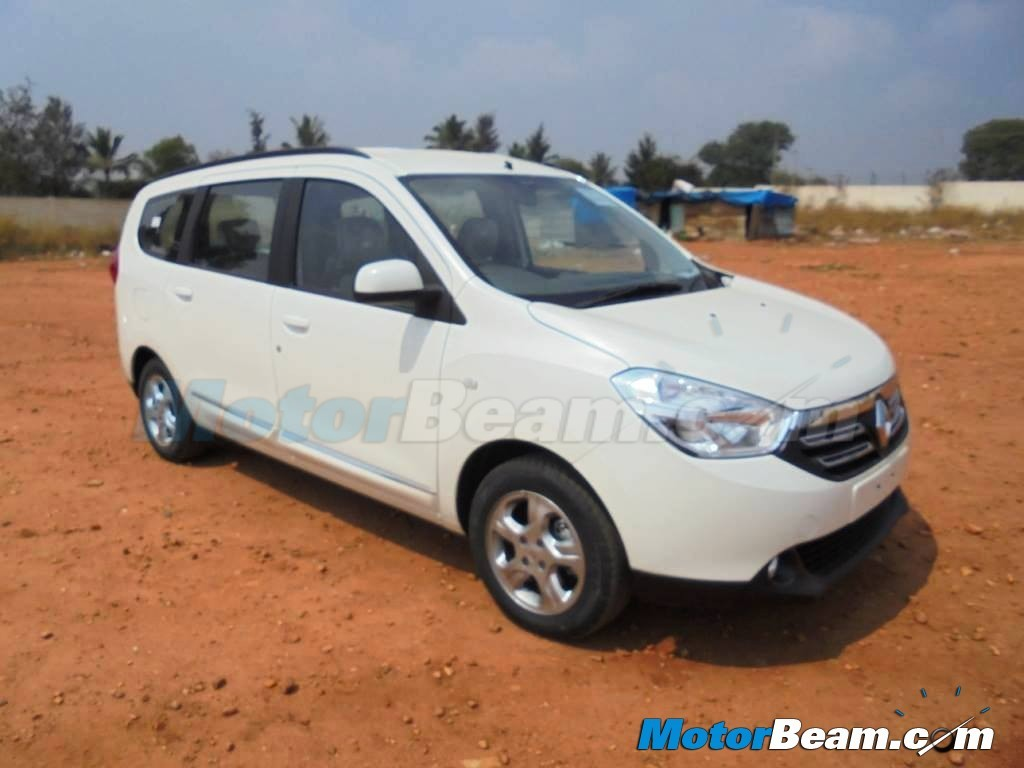 Renault Lodgy India