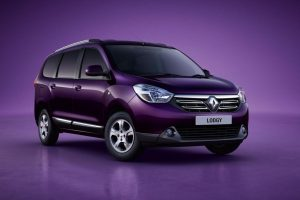 Renault Lodgy Indian Version