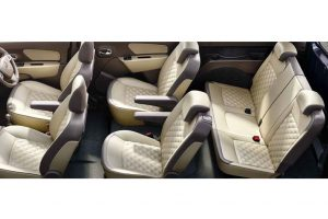 Renault Lodgy Interiors