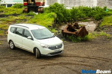 Renault Lodgy Long Term Review – First Report