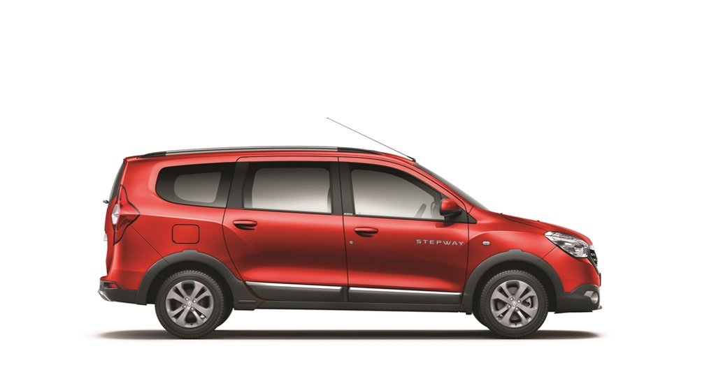 Renault Lodgy Stepway India Launch