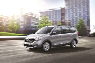 Renault Lodgy Stepway Launch