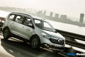 Renault Lodgy Stepway Price