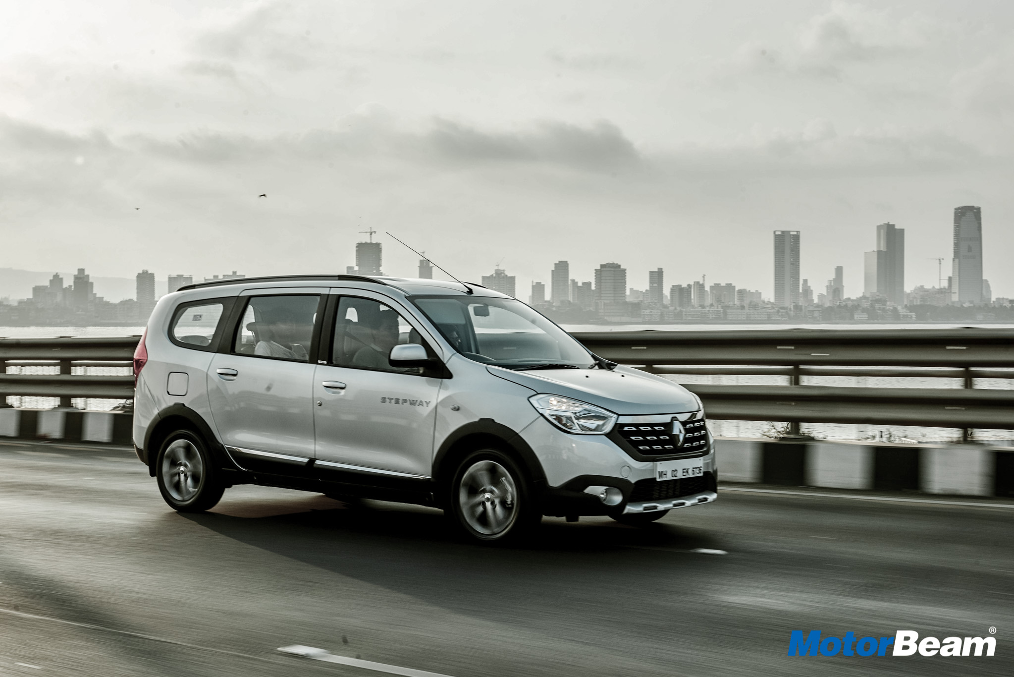 Renault Lodgy Stepway Test Drive