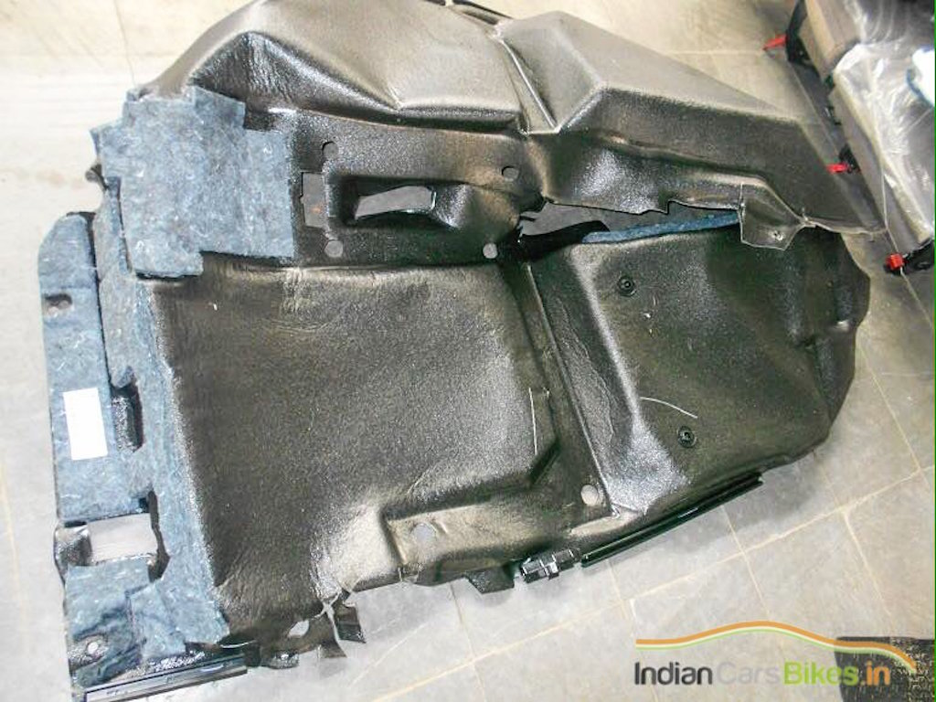 Renault Lodgy Water Leakage Wet Seats