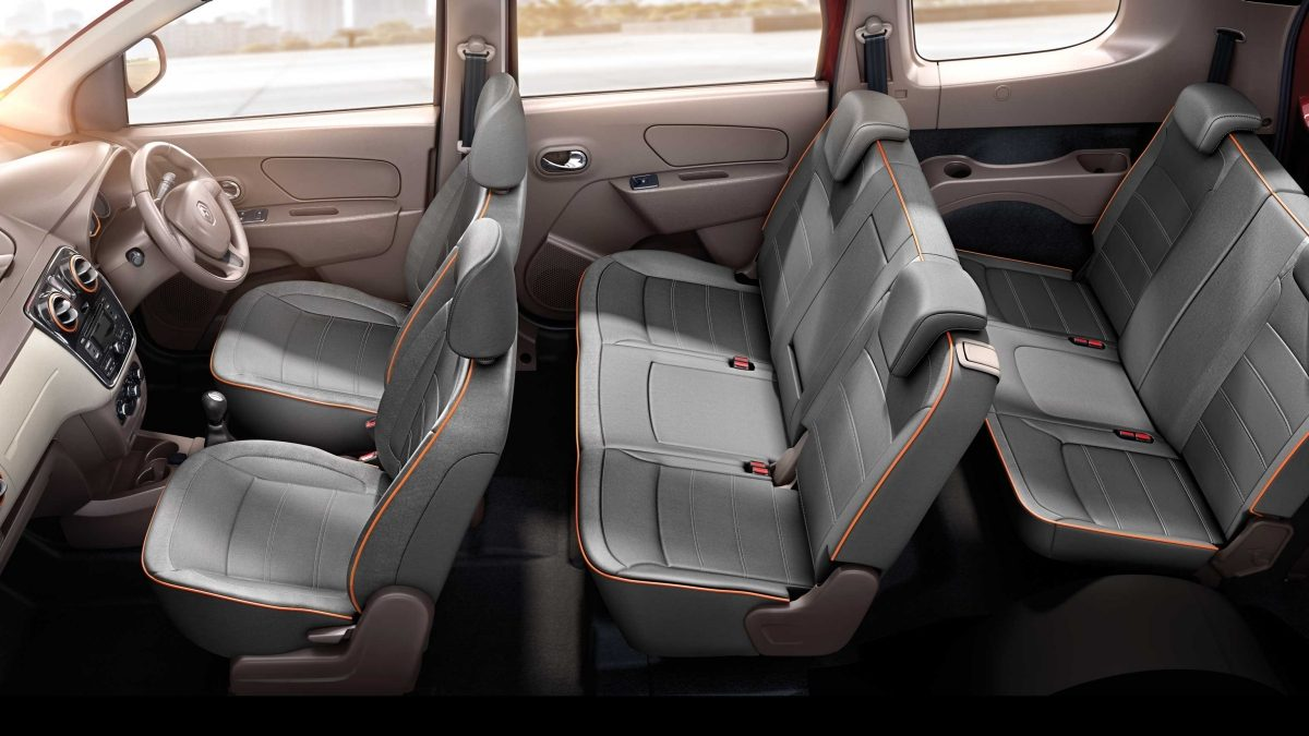Renault Lodgy World Edition 8 Seater
