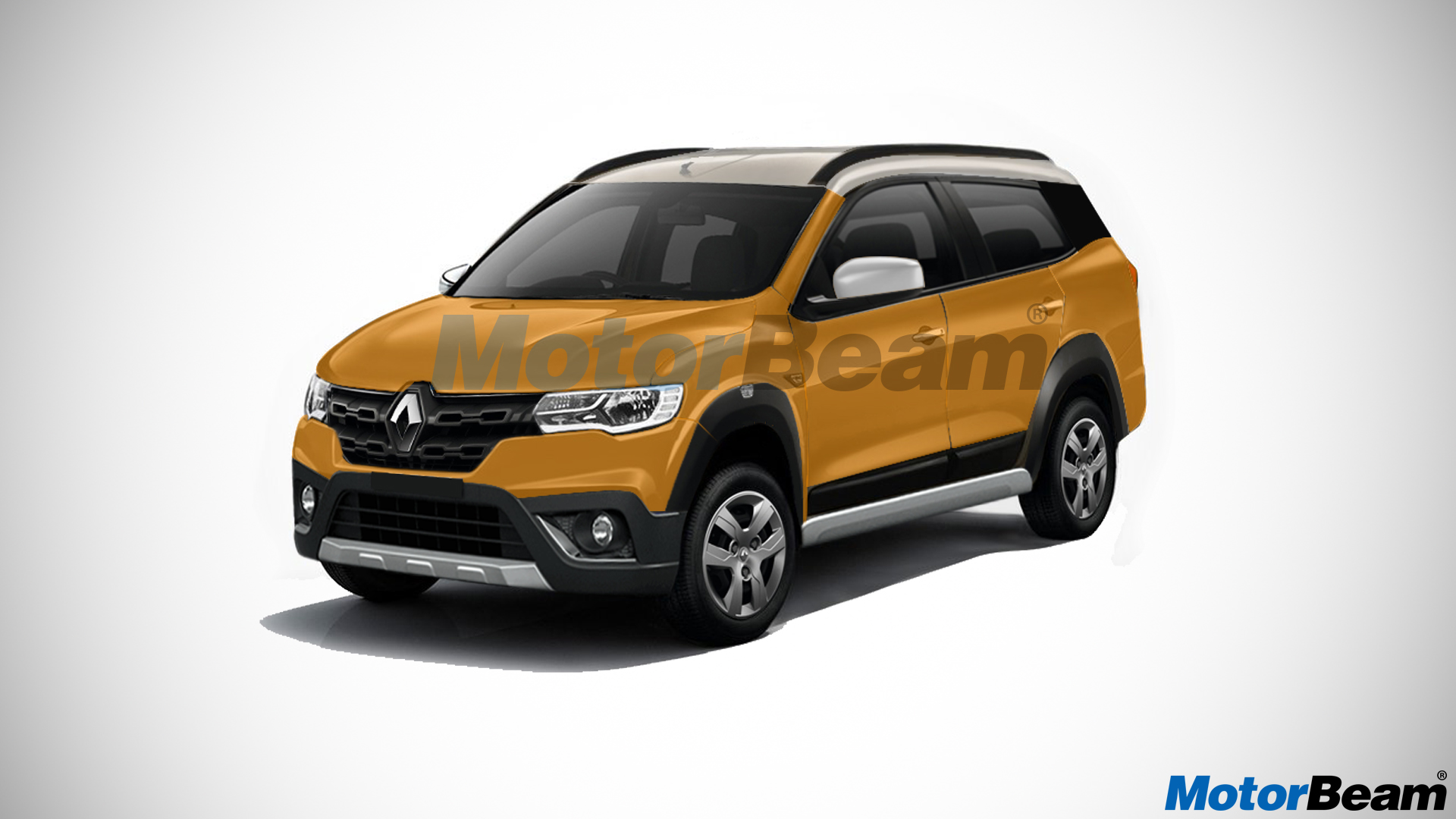 Renault RBC MPV Rendered
