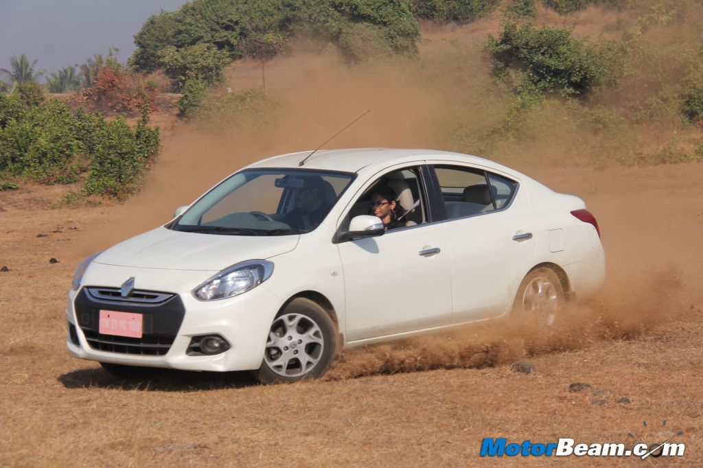 Renault Scala Automatic Road Test