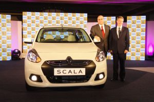 Renault Scala Launched