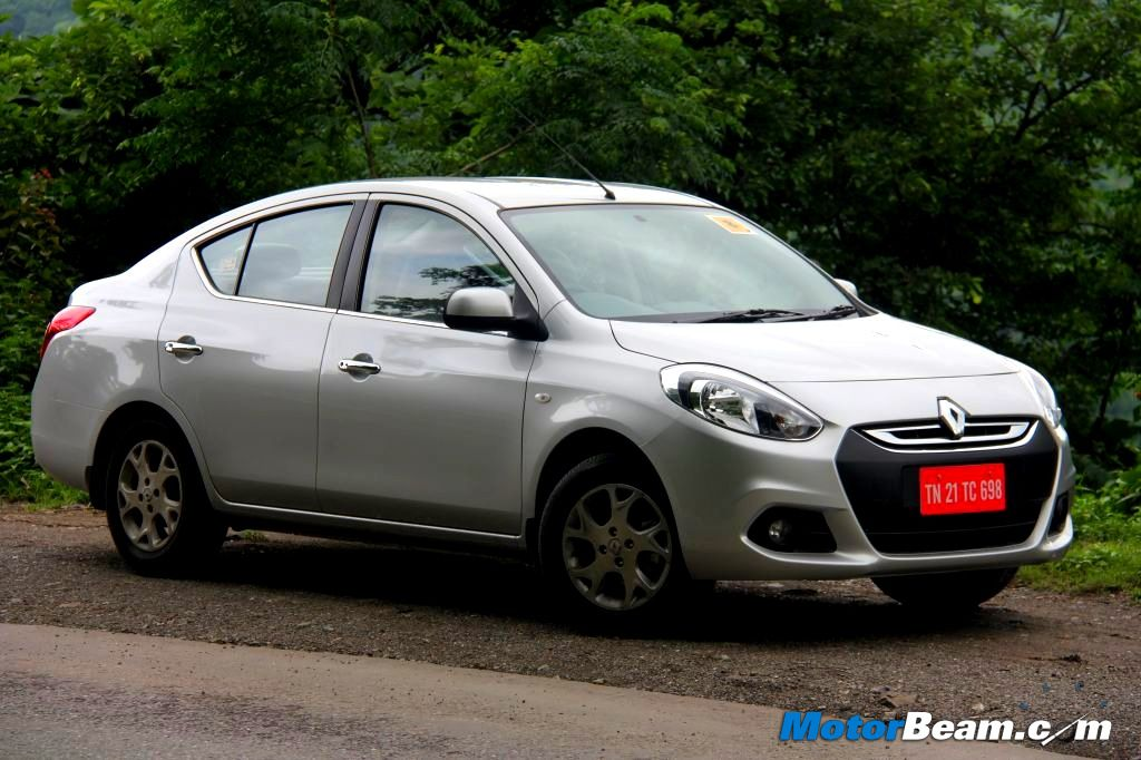 Renault Scala Test Drive Review
