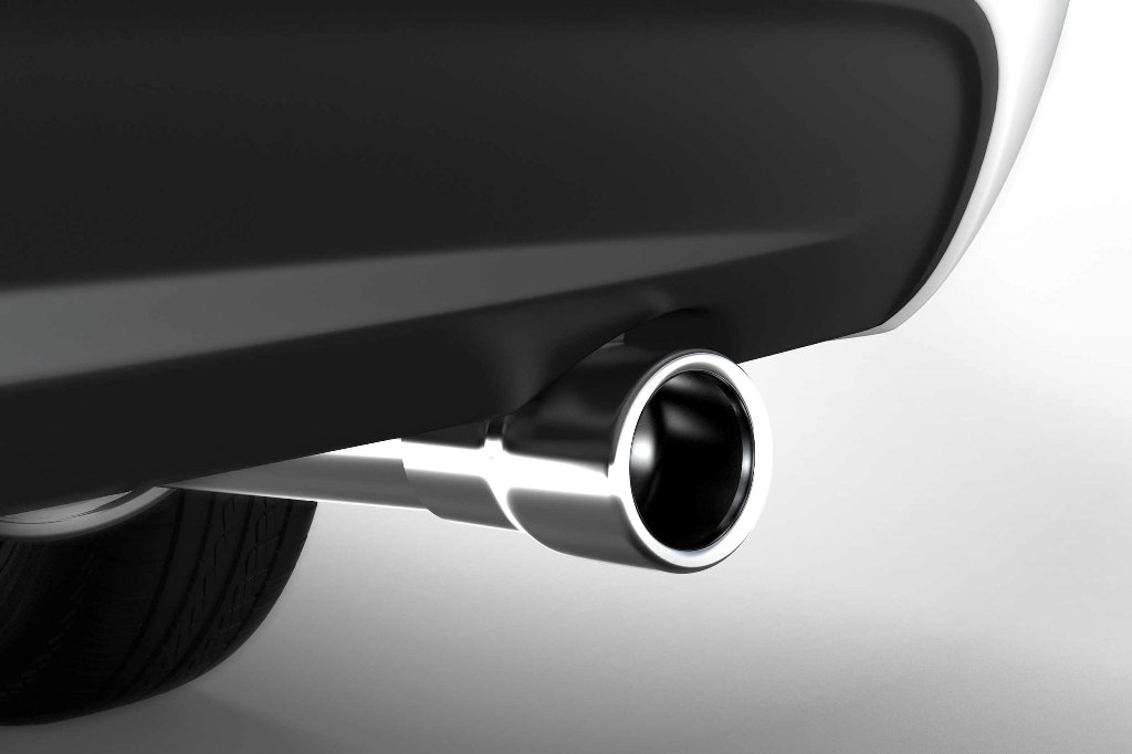 Renault Scala Travelogue Edition Exhaust Tip