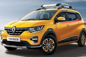 Renault Triber Accessory Pack