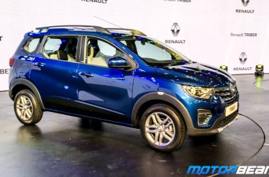 Renault Triber First Look