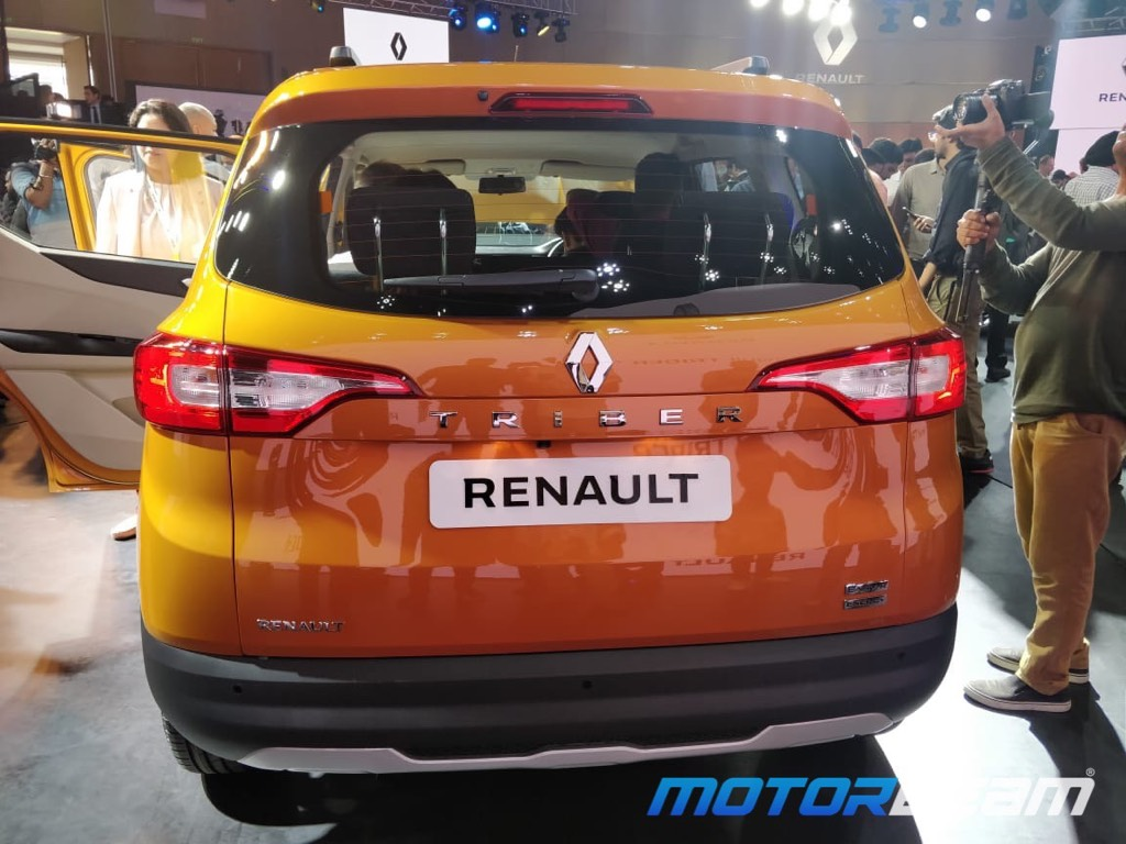 Renault Triber Rear