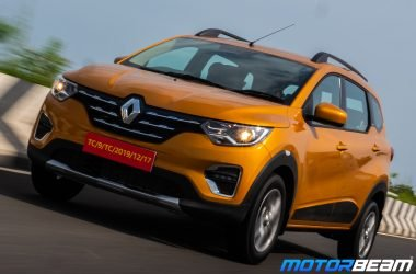 Renault Triber Review Test Drive