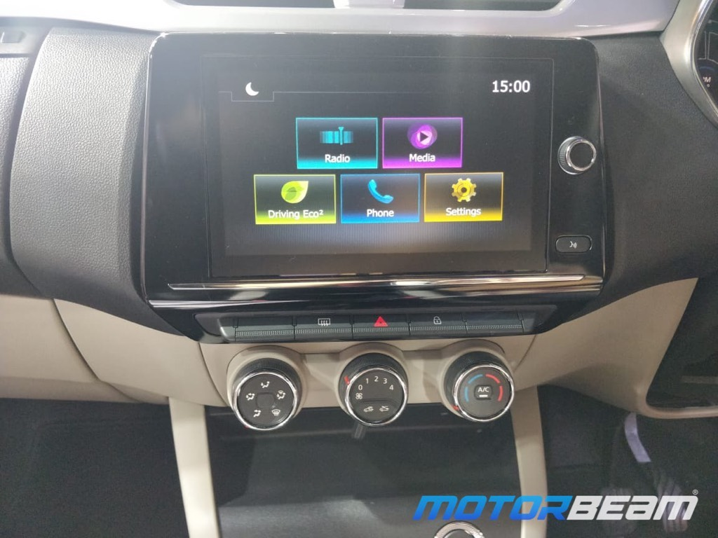 Renault Triber Touchscreen