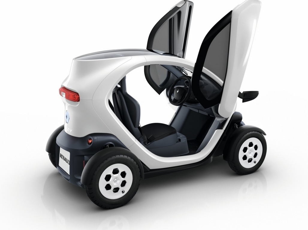 Renault Twizy Side