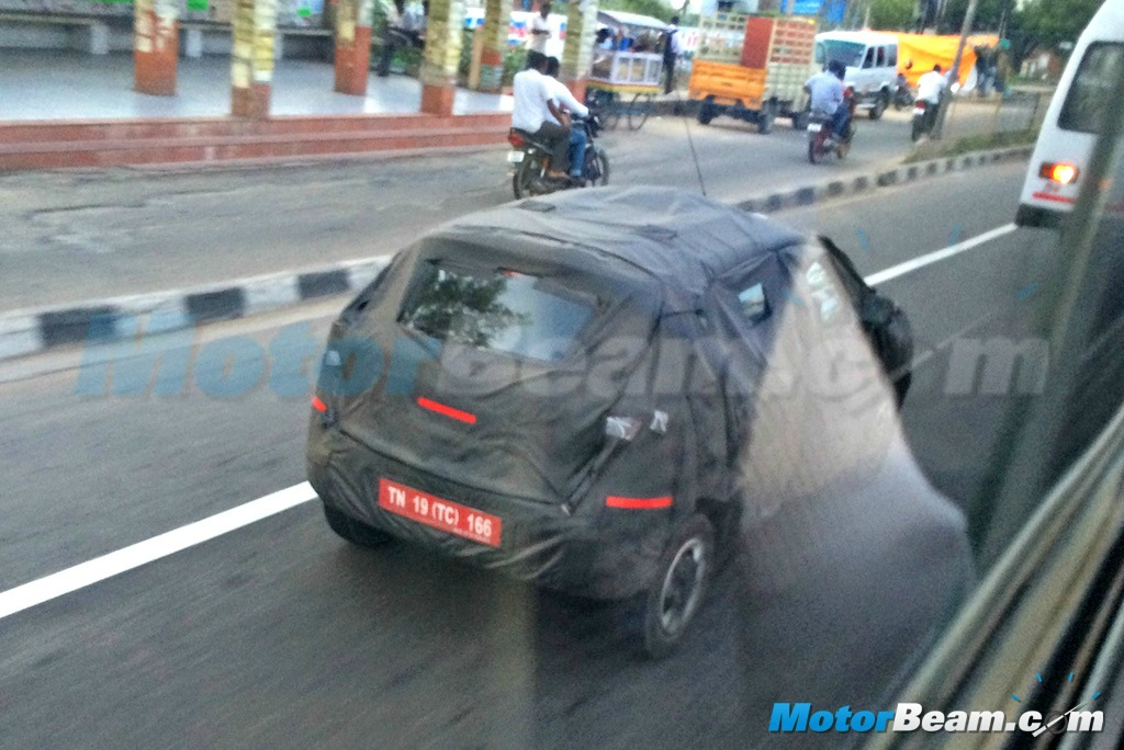 Renault XBA Production Spec Camouflage