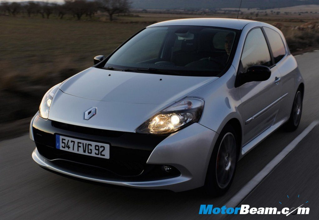 Renault Developing India Specific Car
