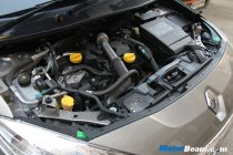Renault Fluence E4 Diesel Engine