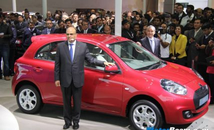 Renault Pulse Launch