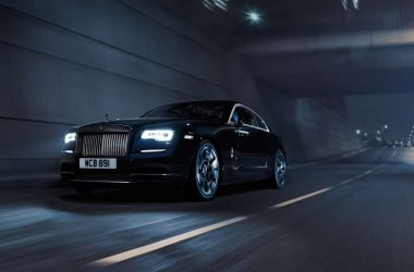 Rolls-Royce Black Badge India