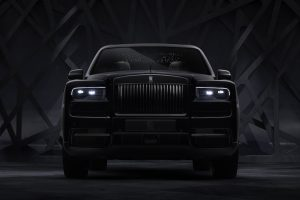 Rolls-Royce Cullinan Black Badge India