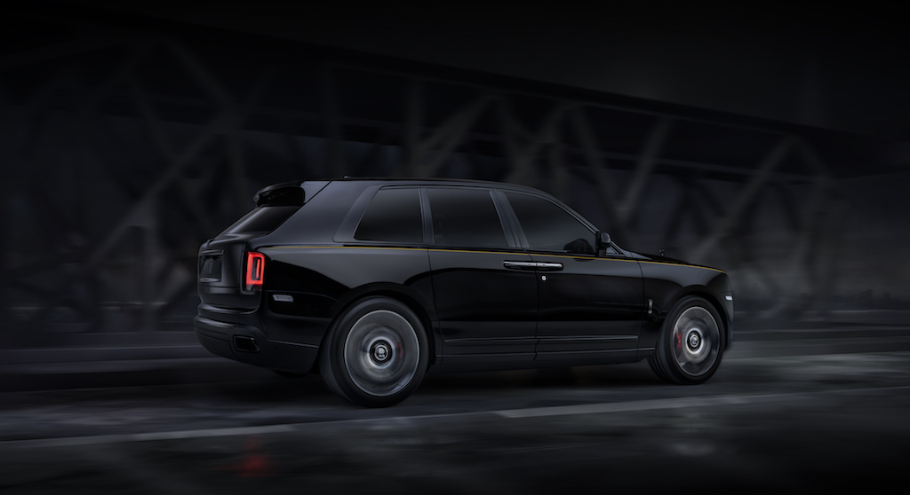 Rolls-Royce Cullinan Black Badge Price