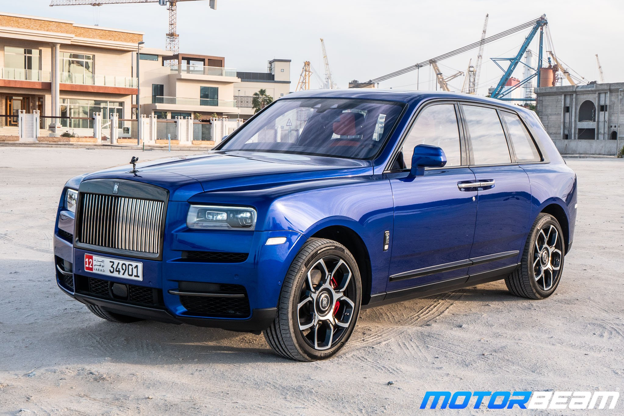 Rolls-Royce Cullinan Review