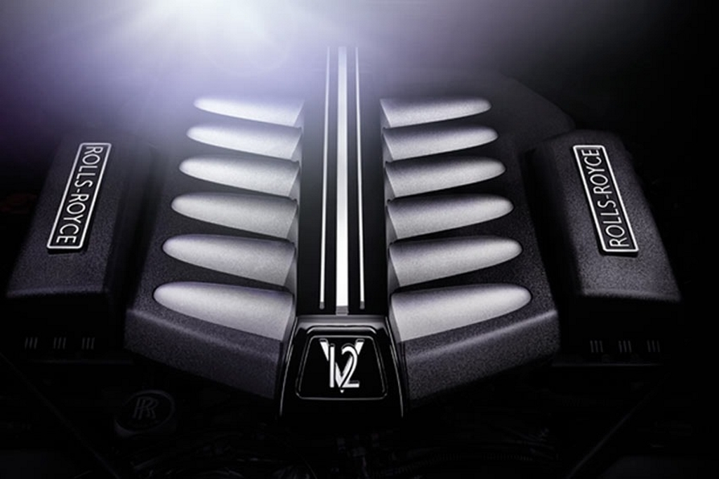 Rolls-Royce Ghost Limited Edition V