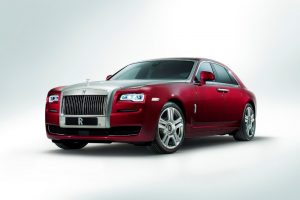 Rolls Royce Ghost Series II Front