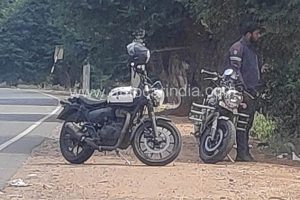 Royal Enfield 250cc Bike Testing