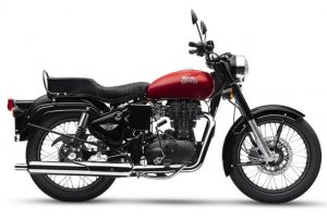Royal Enfield 350 Bullet India