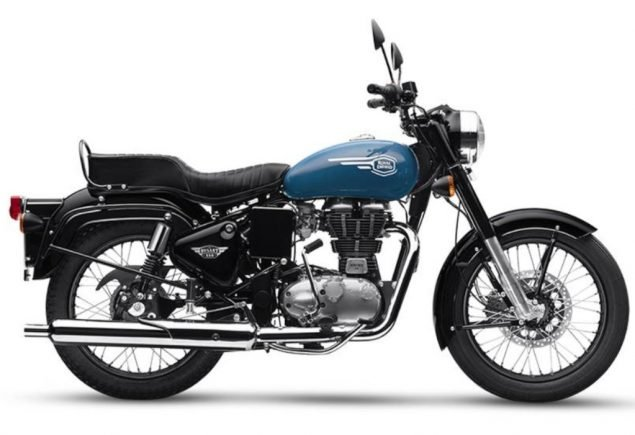 Royal Enfield 350 Bullet New Price