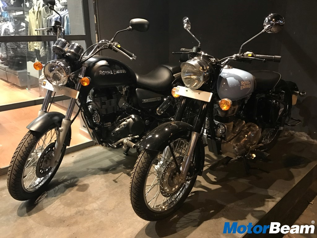 Royal Enfield BS4 Bikes