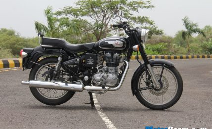 Royal Enfield Bullet 500 UCE Review