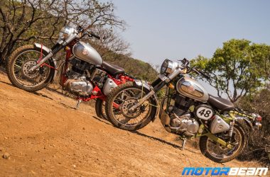 Royal Enfield Bullet Trials Review Test Ride