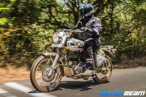 Royal Enfield Bullet Trials Video Review