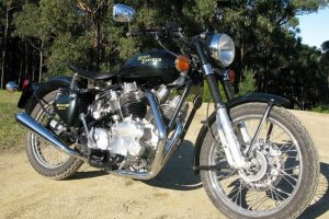 Royal Enfield Carberry Motorcycle