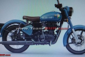 Royal Enfield Classic 350 ABS Colours