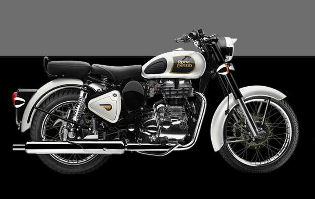 Royal Enfield Introduces New Colours For Classic 350 500